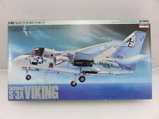 Hasegawa LOCKHEED S-3A VIKING 1/72 Scale Plastic Model Kit UNBUILT