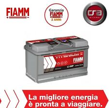 BATTERIA AUTO FIAMM TITANIUM PRO L380P 80AH 730A DX + ALFA ROMEO 159 SPORTWAGON