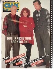 [MAB9] CIAK RACCONTA SUPPLEMENTO 9/94 DUE IRRESISTIBILI BRONTOLONI