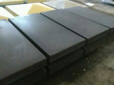 """Coping stones, flat top, 300mm x 600mm (12 x 24"""") - various colours - delivery"""