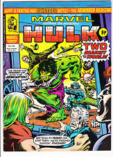 "Mighty World Of Marvel No.228  : 1977 :   : ""Two Against The World!"" :"