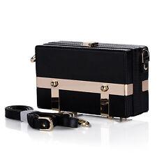 Fashion Women's Leather Handbag Cross Body Shoulder Organizer Mini Purse Gift 39