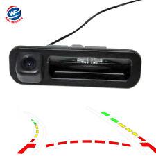 Intelligent Dynamic Trajectory Backup Camera For Ford Focus 2012 Hatchback Sedan