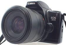 CANON EOS 500 Appareil photo reflex avec canon 35-70 MM f/3.5-4.5 un objectif photo-L47