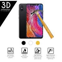 "Protector de Cristal Templado Completo 3D Xiaomi Mi8 (4G) 6.21"""