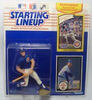 1990  RYNE SANDBERG - Starting Lineup - SLU - Sports Figurine - Chicago Cubs