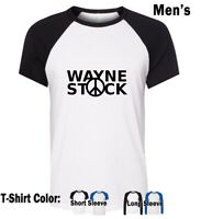 Fashion Wayne Stock band Graphic Tee Boy's Men's T-Shirt Tops
