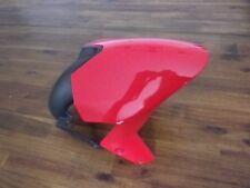 Ducati Elongado Tap/ón de Aluminio Rojo