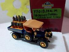 Matchbox yesteryear~YYO 13/SA-1918 CROSSLEY FLORAL DELIVERY TRUCK~S.ED.~MIB~RARE