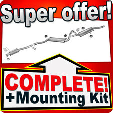 Audi 80/90/Coupe 1.6 1.8 1.9 2.0 2.1 2.2 1979-1988 Silencer Exhaust System C02