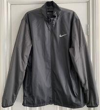 Nike Golf Shield Lightweight Jacket Dk Grey& Black Brand New No Tags Size Medium