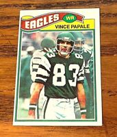 1977 Topps #397 Vince Papale RC - Eagles