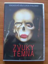 (Dvd) SETTE NOTE IN NERO (Lucio Fulci) Ritka Video (Import CECOSLOVACCHIA)