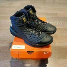 Nike Zoom Kobe III 3, Black Anthracite Varsity Maize, 318090 012, Sz 11, New/DS
