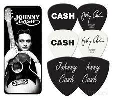 Johnny Cash - Young Man Guitar Picks  - 3.5x1.5