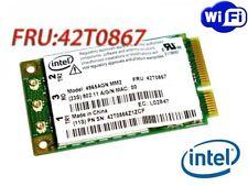 + Intel® Wifi Link 4965AGN MM2 FRU 42T0867 300Mbit/s 802.11a/b/g/n  MiniPCIe +