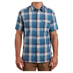 Kuhl Mens Response Short Sleeve Shirt      7153