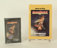 Atari 2600 game Arcadia Starpath Dragonstomper  With Instructions Tested