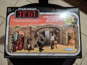 Star Wars Vintage Collection JABBAS PALACE Adventure Playset NO>FIGURES 2019 NEW