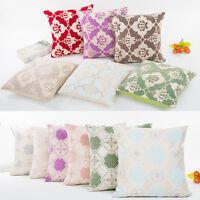 Bohemian Style Pillow Case Sofa Waist Throw Square Cushion Cover Home Decor Hot