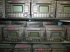 HOLDEN COMMODORE VY VZ CAR STEREO CD PLAYER AND RADIO WITH PIN CODE