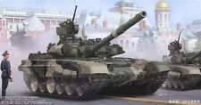 Trumpeter Plastic Armored Car Russian T-90A Main Battle Tank 05562 1/35 Model