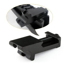 Hot Offset Side Rail Mount 45 Degree Tactical Picatinny Weaver Angle Scope YX