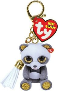 NEW Beanie Boos - Mini Boos Clips - Chi Panda from Mr Toys