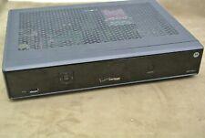 FRONTIER VERIZON MOTOROLA QIP7100 2 HD CABLE TV TOP BOX FIOS TV with remote CORD