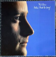 33t Phil Collins - Hello, i must be going ! (LP)