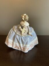 "Lladro Figurine Retired #5412 ""Isabel"" With Original Box"