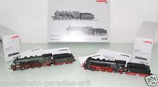 Märklin H0 37187 Doppelpackung Dampflok S3/6 + BR 18.4 Digital in OVP (LL3504)
