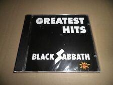 Black Sabbath Greatest Hits CD NEW SEALED Paranoid/Changes/Iron Man/War Pigs+