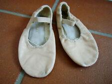 Ballettschläppchen Gr. US 12  MP 175  Gr. EUR 28 Gymnastikschuhe Ballettschuhe