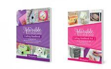 Hunkydory - The Adorable Scoreboard CRAFTING HANDBOOK Volume 1 and 2 Bundle