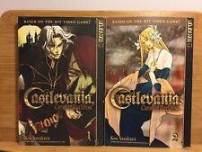 Castlevania: Curse of Darkness manga complete series *out of print* TOKYOPOP NEW