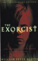 The Exorcist by William Peter Blatty (Paperback) Book 9780552166775