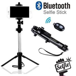 Unipod Selfie Stick Handheld Tripod Bluetooth Shutter For Samsung iPhone 12 Pro