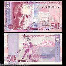 ARMENIA 50 DRAMS UNC # 269