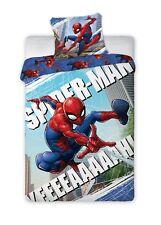 Spiderman parure de lit housse de couette 140x200 + Taie 70x90 cm