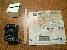 Original Vintage Hoppy Split Image Transit surveying tool, 00414, 79976 model G2