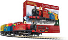 Hornby Santa'S Express Christmas Toy Train Set R1248 Red Blue & Yellow