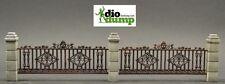 DioDump DD071-A iron fence (design A) 1:35 scale military diorama accessory