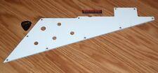 Gibson Flying V Pickguard Genuine Standard White 4 Ply Guitar Parts Custom HP B