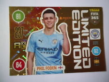 Panini Adrenalyn xl Fifa 365 2021 Limited Edition Phil Foden
