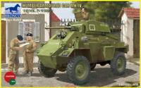 Bronco 1/35 35081 Humber Armoured Car Mk.IV Hot