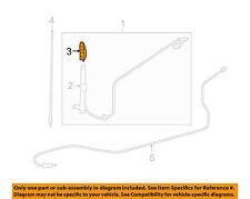 Genuine OEM 11-14 Sienna Van Antenna Grommet Ornament 8639208020 NEW
