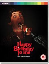 Happy Birthday to Me 1981 Horror Slasher Indicator UK Limited Edition Blu-ray