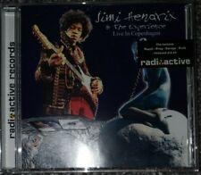 Rare Jimi Hendrix & The Experience - Live In Copenhagen Cd.