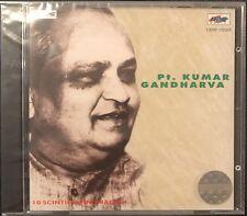 Pt. KUMAR GANDARVA CD. 10 Scintillating Ragas. NEW. STILL SEALED. 5026618502052